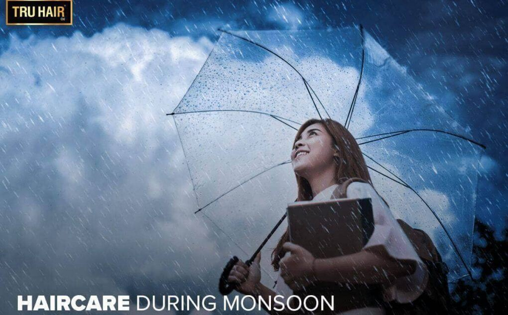 Caring for Your Hair During Monsoon