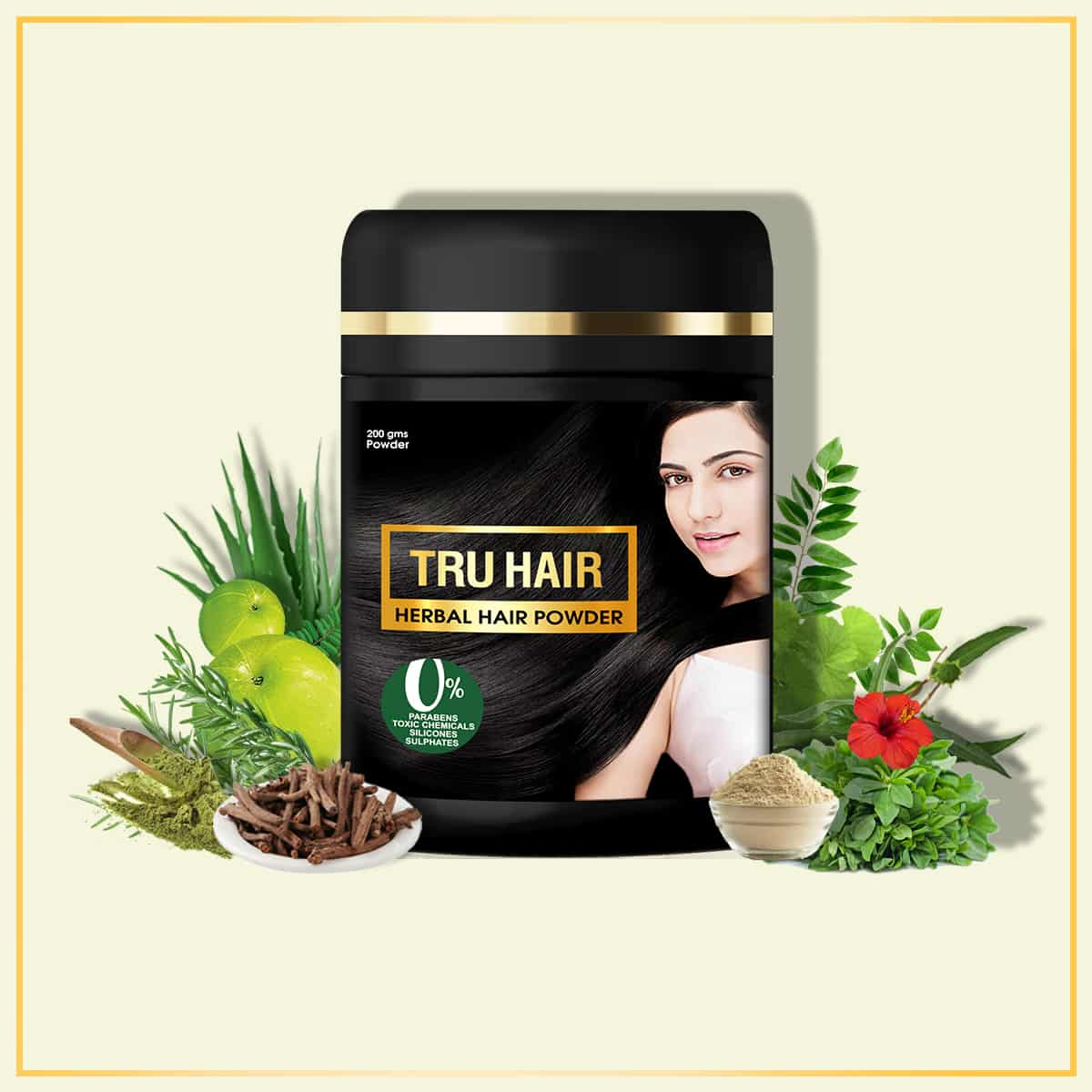 Buy Herbal Hair Powder Online
