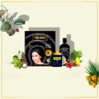 Tru Hair Ayurvedic Hot Hair Oil